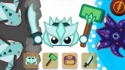 Starve.io How To Become A PRO PLAYER With DRAGON GEAR+DIVING SUIT+SUPER HAMMER