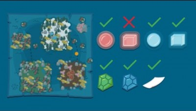 Starve.io HOW TO COMPLETE THE 6 QUESTS IN NEW MAP