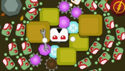 Starve.io - I'm STARVING!! [1 vs All Zombies] Part 1