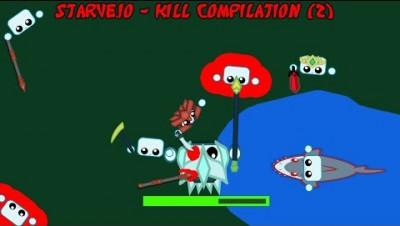 Starve.io - Kill Compilation (2)
