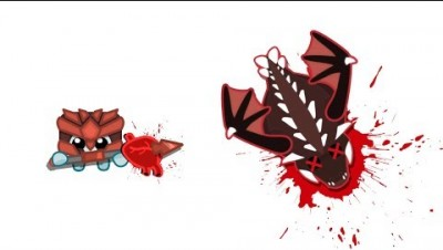 Starve.io Killed The Lava Dragon