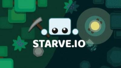 Starve.io Live with VSM