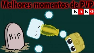 STARVE.IO - MELHORES MOMENTOS DE PVP - MATANDO SELVAGENS NO STARVE.IO - STARVE.IO BEST PVP - KAKO