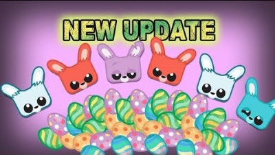 Starve.io - New Easter Eggs Update | New Update Starve.io