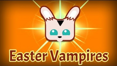 Starve.io - New Easter Vampires | New Easters Update in Starve.io