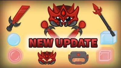STARVE.IO - NEW LAVA GEAR UPDATE | LAVA QUESTS + REIDITE PROTECTION