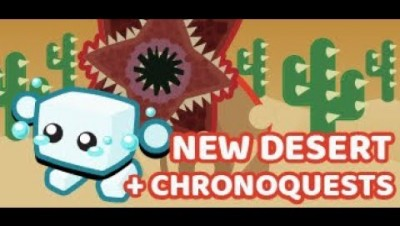 STARVE.IO - New Update | New Desert Mode with ChronoQuests & much more!! EU#1 - Use Tag Below!!