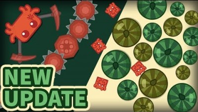 Starve.io - NEW UPDATE ( New Watermelon + Reidite Stuffs (Starve.io Update)