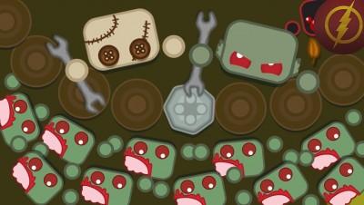 Starve.io - NEW ZOMBIE MODE!! Survivor and Zombie Gameplay (Starve.io new update)
