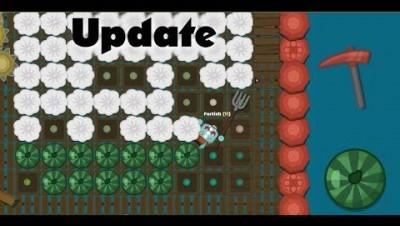 Starve.io Reidite and Watermelon Base - Starve.io Reidite Pickaxe and Building + Watermelon Update