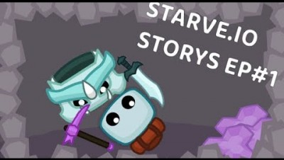 Starve.io Revenge Animation (Starve.io story time but animated)