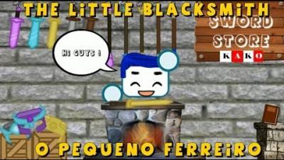 STARVE.IO SHOP OF GOLDEN SWORDS #1 - LOJA DE ESPADAS  DE OURO #1- The blacksmith - O ferreiro