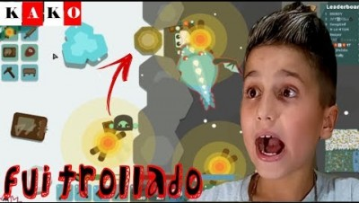 STARVE.IO - TUTORIAL FULL DRAGÃO P/2 - COMO FAZER A ARMADURA DE DRAGÃO NO STARVE.IO - DRAGON QUEST