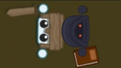 Starve.io WOODEN GEAR - WOOD TO HOOD I