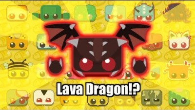 Starve.io Woow!! New Lava Dragon Skin!? 200% Lucky Spin!