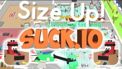 SUCK.IO GAMEPLAY WALKTHROUG NEW RECORD