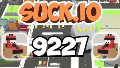 SUCK.IO NEW CLASSIC RUN RECORD (9227)