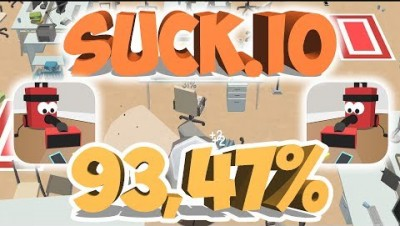 SUCK.IO NEW SOLO RUN RECORD (93,47%)