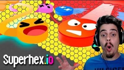 Superhex.io - O PRIMEIRO LUGAR HACKER! // COMO CHEGAR EM 1º FÁCIL ‹ AbooT ›