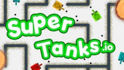 Supertanks.io Live Stream #1