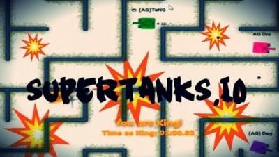 SuperTanks.io New Io game | SuperTanks.io Gameplay