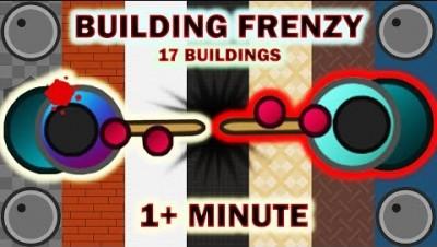 Surviv.io Building Frenzy - Surviv.io Building Highlight Reel