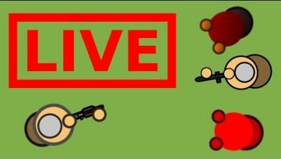 Surviv.io Daily Christmas Break Stream #4 - 10 Hour Stream!...Viewer Customs! Read Description!