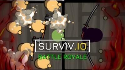 Surviv.io ⦕𝓦𝟰⦖ Drops 16 Kills + Funny Moments. (IM STILL A STARVEIO BOI)