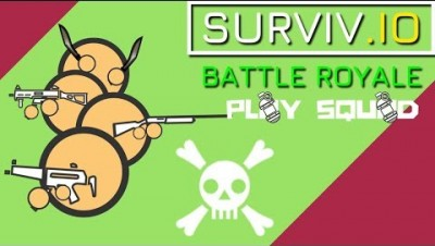 SURVIV.IO LIVE  / Insane Squad / Rush Gameplay || SUBSCRIBE