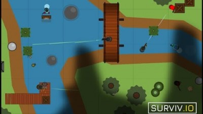 Surviv.io | LIVE | MY RIFLE IS RUSTY BUT LET'S GO ANYWAY