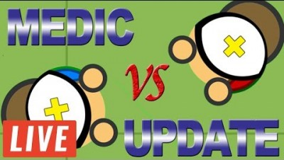 Surviv.io | LIVE | WE NEED A MEDIC OVER HERE