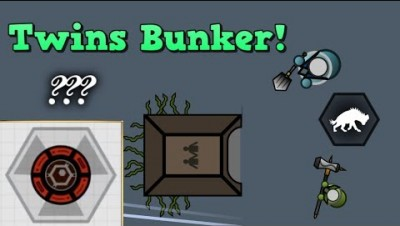 Surviv.io New Twins Bunker and INSANE Perks!!! New Event Test Server Gameplay!