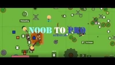 Surviv.io: Noob to Pro