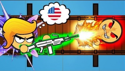 Surviv.io PROTECT THE PRESIDENT CHALLENGE!!  Surviv.io Battle Royale Gameplay and Best Moments!