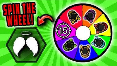 Surviv.io Spin the MYSTERY CLASSES Wheel With Challenges! (PART 2)