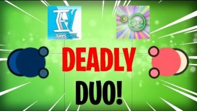 Surviv.io SQUAD ANNIHILATION! Duos in Squads w/ Firetto!