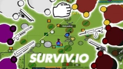 Surviv.io Squad Gameplay Highscore 12 to 15 Kills Girls In The House