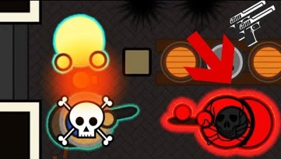 Surviv.io - The Basement Dweller: Trolling in the Cellar (Mansion Update)