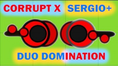 Surviv.io - The Best Duo Domination (With Sergio+)