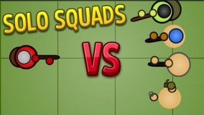 Surviv.io - WINNING In Solo Squads - 19 Kills