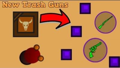 Surviv.io Winning With New Guns Solo Squad Challenge!! New Guns Are Trash... (Surviv.io Update)