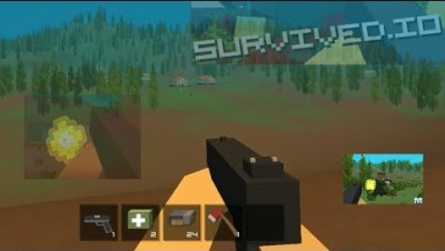 SURVIVED.IO - Survival & Trolling with Commentary