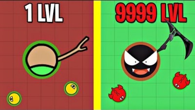 SWORDZ.IO MAX LEVEL EVOLUTION! SWORDZ.IO MAX LEVEL!