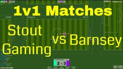 Teamball.io : 1v1 Matches : Barnsey