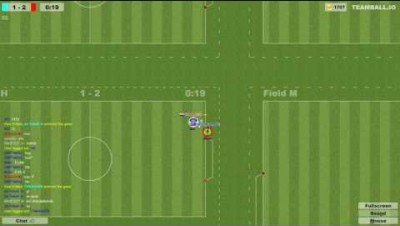 Teamball.io - 1v1 matches w/ West Brom FC