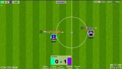 Teamball.io 1v1 vs Dizzy, Yedlin