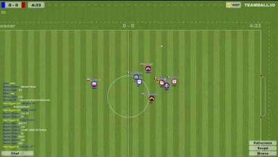Teamball.io - 4v4&3v3 matches