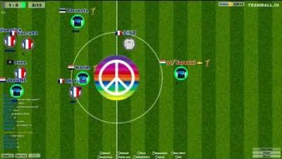 Teamball.io 5v5 Clan Tournament PCX vs FRA
