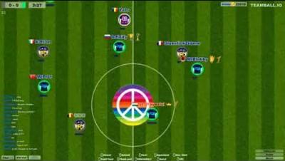 Teamball.io 5v5 Clan Tournament PCX vs IFC