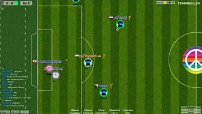 Teamball.io 5v5 Pre-Season Tournament What I Recorded